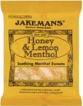 Jakemans Lozenges Honey & Lemon Menthol Sweets 100g