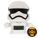 BulbBotz Star Wars Stormtrooper Night Light with Alarm Clock