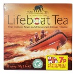 Williamson Tea Lifeboat Single Estate Pure Kenyan Tea 80 Teabags