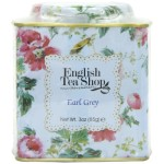 English Tea Shop Earl Grey Floral Tin Leaf Tea 85g