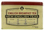 New English Teas Vintage Selection -  English Breakfast 40 Teabags Tin