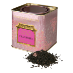 Fortnum & Mason Black Tea with Cranberry, Loose Leaf Tin 125g