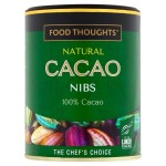 Food Thoughts Natural Cacao Nibs 125g