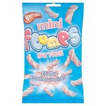 Barratt Flumps Vanilla Fluffy Marshmallow Twists 170g