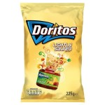 Doritos Lightly Salted Corn Chips 180g