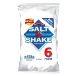 Walkers Salt & Shake Crisps 24g x 6 per pack