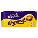 Cadbury Dairy Milk Caramel Chocolate 200g
