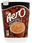 Nescafé & Go Aero Hot Chocolate Single Cup