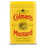 Colman's Mustard Tin Powder 57g