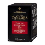 Taylors of Harrogate Breakfast Tea 20 Enveloped Teabags
