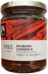 Marks & Spencer Tangy & Aromatic Rhubarb Conserve 340g