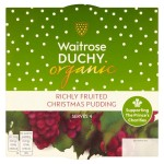 Duchy Originals Organic Christmas Pudding 454g