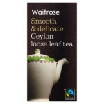 Waitrose Ceylon loose Leaf Tea 125g