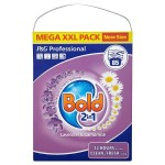Bold Professional 2 in 1 Lavender & Camomile Detergent & Fabric Softener 85sc 6.8kg