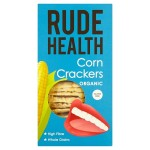 Rude Health Organic Corn Crackers 130g