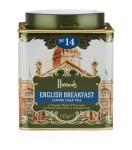 Harrods Heritage No. 14 English Breakfast Loose Leaf Tea Tin 125g