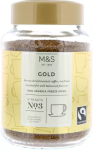 Marks & Spencer Gold Freeze-Dried No 3 Instant Coffee 200g