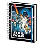 Star Wars A5 A New Hope Design Notebook