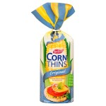 Real Foods Corn Thins Original 150g