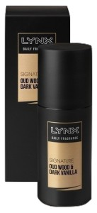 Lynx Signature Daily Fragrance Oud Wood & Dark Vanilla Spray 100ml