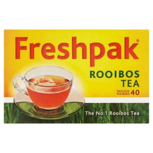 Freshpak Rooibos 40 Infusion Bags