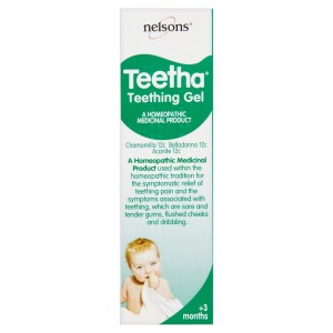 Nelsons Teetha Baby Teething Gel 15g
