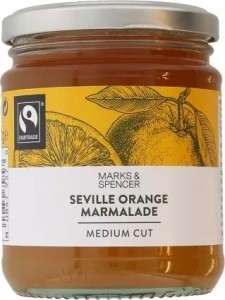 Marks & Spencer Seville Orange Marmalade 340g