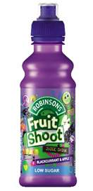 Robinsons Fruit Shoot Blackcurrant & Apple 300ml