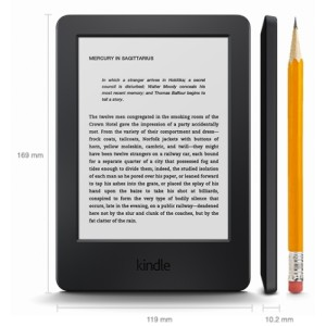 "Kindle Classic, 6"" Glare-Free Touchscreen Display, Wi-Fi, BEZ REKLAM"