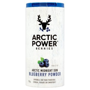Arctic Power Berries Blueberry Powder 70g