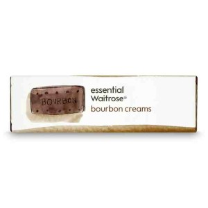 Bourbon Biscuits essential Waitrose 200g