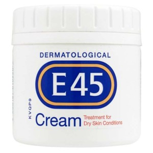 E45 Dermatological Cream Treatment for Dry Skin 125g