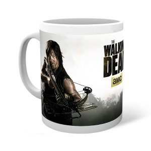 The Walking Dead Daryl Banner Mug 300ml