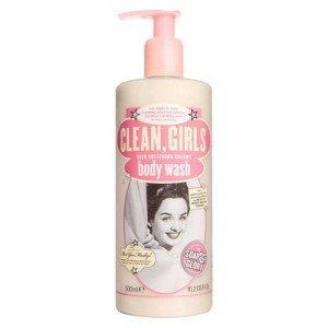 Soap & Glory Clean Girls Body Wash 500ml