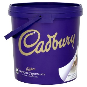 Cadbury Drinking Hot Chocolate 5kg