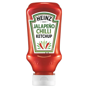 Heinz Jalepeno Chilli Ketchup 220ml