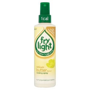 Frylight Butter Flavour Cooking Spray 190ml