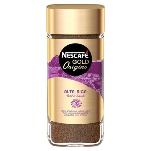 Nescafe Gold Origins Alta Rica Instant Coffee 100g