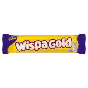 Cadbury Wispa Gold Bar 45g