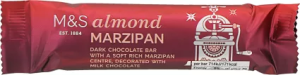 M&S Almond Marzipan Dark Chocolate Bar 36g