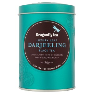Dragonfly Luxury Leaf Darjeeling Black Tea 50g