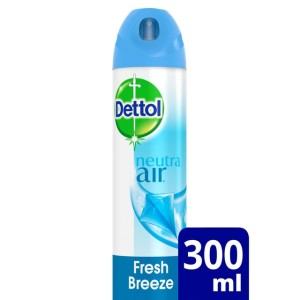 Dettol Neutra Air Aerosol Fresh Breeze 300ml