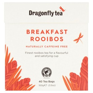 Dragonfly Rooibos Breakfast Tea Bags 40 per pack