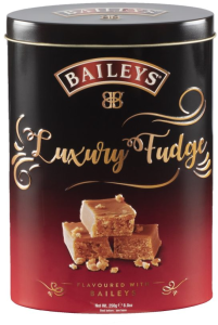 Baileys Luxury Hand Made Fudge Tin 250g