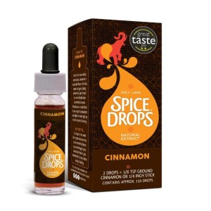 Holy Lama Spice Drops Natural Cinnamon Extract 5ml
