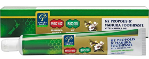 Manuka Health Propolis & MGO 400+ Toothpaste with Manuka Oil 100g