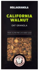 Rollagranola California Walnut Granola 350g