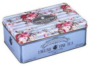 New English Teas English Tea Selection 100 Tea Bags Tin