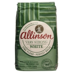 Allinson Very Strong White Bread Flour 1.5Kg