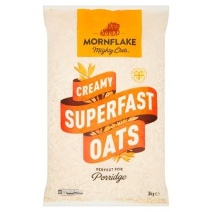 Mornflake Creamy Superfast Oats 3kg